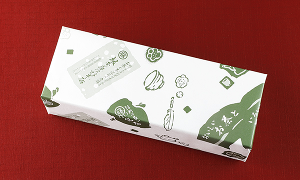 玉露・特上煎茶詰め合わせの包装画像