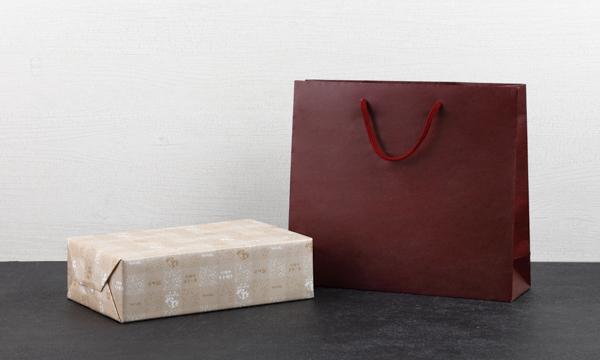 特選松阪牛専門店やまとの人気惣菜セットの紙袋画像