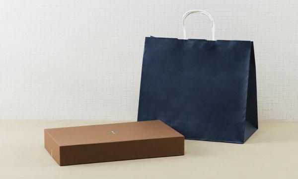 大分県 豊後椎茸セットの紙袋画像