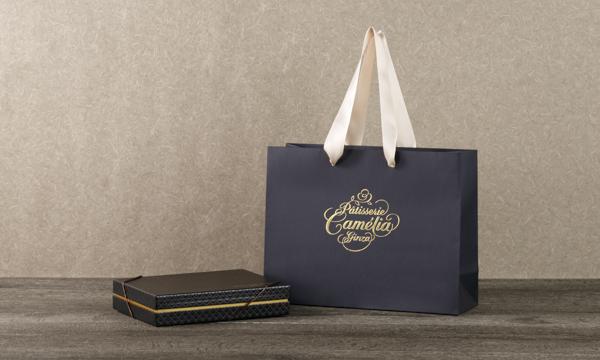ボンボンショコラ パレット 12個入りの紙袋画像