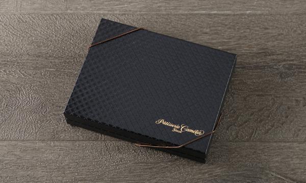 ボンボンショコラ パレット 12個入りの包装画像