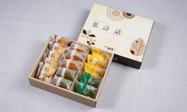 菓詩話(15ヶ入)の箱画像