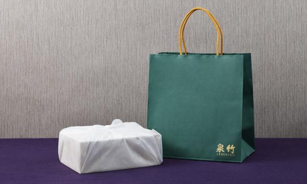 惣菜・お菓子詰め合わせの紙袋画像