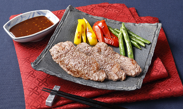 鳥取県産「黒毛和牛」焼肉盛合せ400gたれセットの内容画像