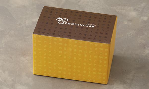プリン研究所おすすめプリンセット6種×ソース12種の包装画像