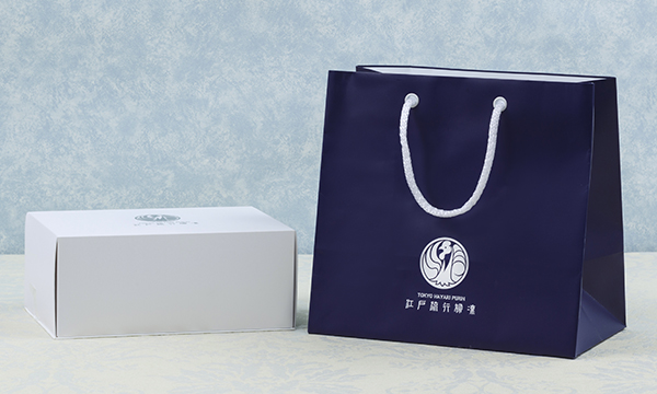 江戸流行婦凛(とうきょうはやりぷりん)の紙袋画像