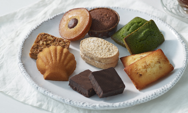 パティスリー ラ・マーレ・ド・チャヤ 焼菓子詰め合わせ 15個入