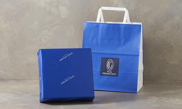 ケークドゥ (ケークショコラココ&ケークテアールグレイ)の紙袋画像