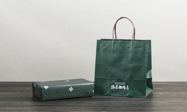 椿屋ドリップコーヒー オリジナルアソートの紙袋画像