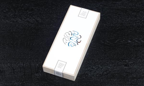 ビーンズショコラ桐箱セット【暁】の包装画像