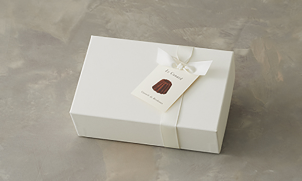 カヌレ ギフトセット(Lサイズ)の包装画像