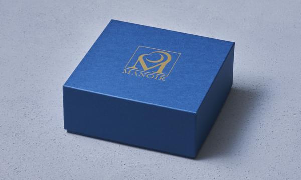 マノワのバスクチーズケーキの包装画像