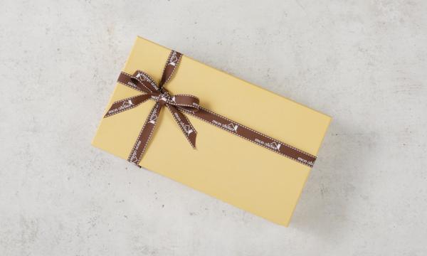 「おもてなし」ショコラの包装画像