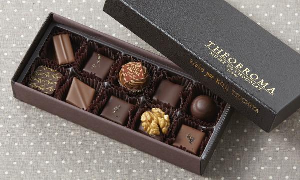 ボンボンショコラの箱画像