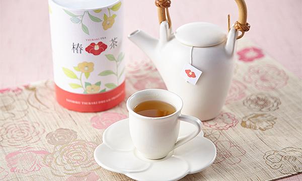 椿茶 プレミアムギフトの内容画像