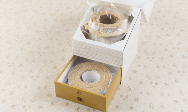 王様バウムプレミアムセットの箱画像