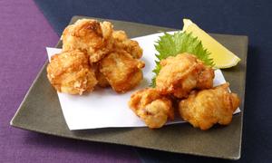 手羽トロ唐揚げ(醤油味・旨塩味MIX)