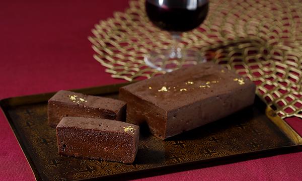 トルタ ディ チョコラータ 極みの内容画像