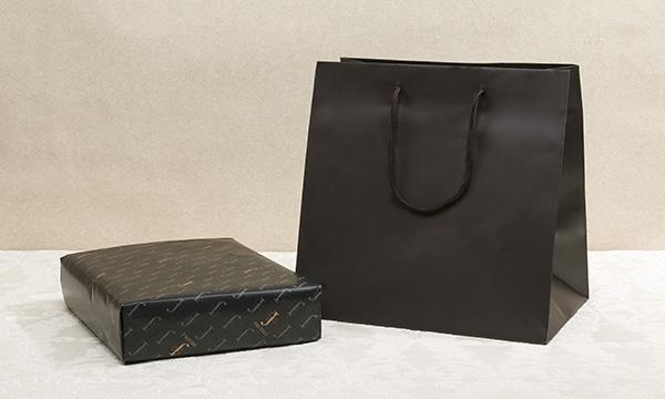 岡山県産フルーツジュレ詰合せの紙袋画像