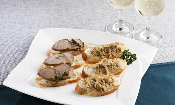 鰹のオリーブセット・鰹のオリーブオイル漬け1節+鰹のオリーブパテ2個 レシピ付き