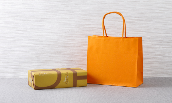 砂糖不使用デーツ使用の自然派ジャムセットの紙袋画像