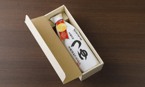 岩手名産 老舗の味 つゆ 化粧箱入りの箱画像