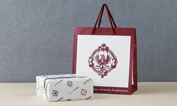 バウムクーヘン クラシック スーベレーンの紙袋画像