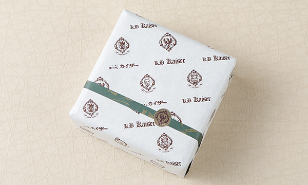 バウムクーヘン クラシック スーベレーンの包装画像