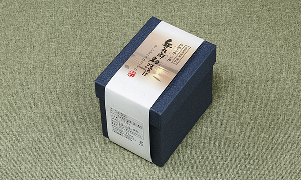 兵九郎粕漬け あこや貝(真珠貝)貝柱の包装画像