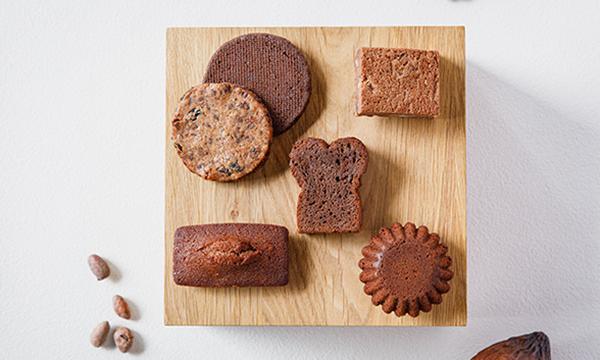 GATEAUX DE VOYAGE 焼き菓子の内容画像