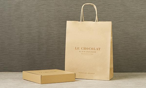 GATEAUX DE VOYAGE 焼き菓子の紙袋画像
