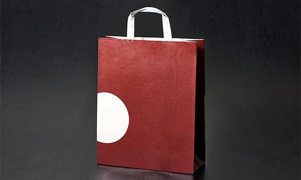 精進生麸 禅・器セットの紙袋画像