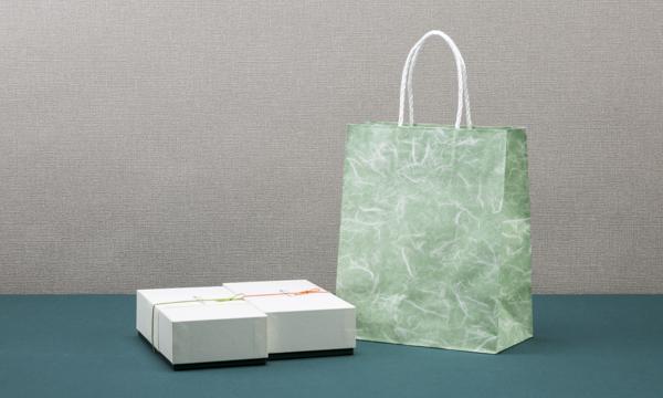 特選麩の詰め合わせセット(2箱1セット)の紙袋画像