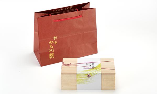 【美味極上】越後料亭 強肴詰合せの紙袋画像