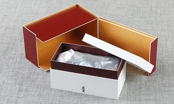 松阪牛の黒毛和牛昆布巻の箱画像