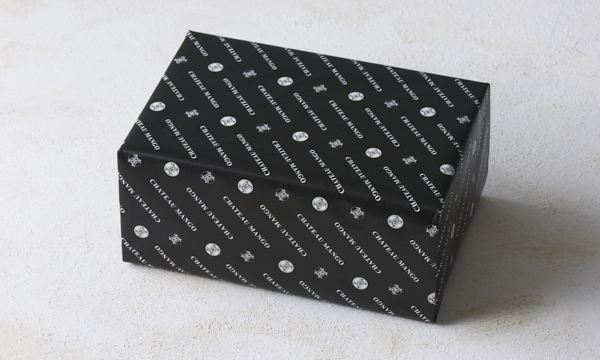 シャトーマンゴー 贈答用 2Lサイズ 2個入りの包装画像