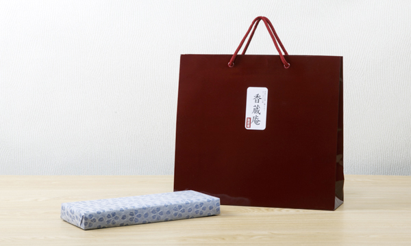 百一珍ギフトセットの紙袋画像