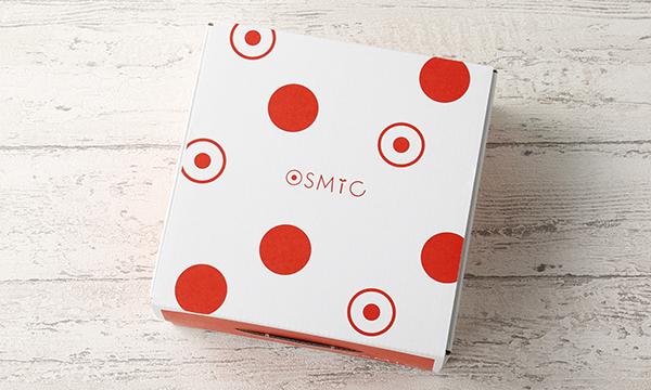 OSMICトマトジュース ミニボトル6本セットの包装画像