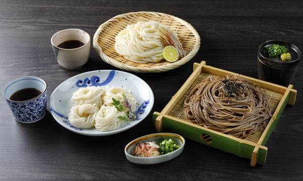 肥後そう川の潤生麺セレクト(そうめん・そば・うどん)の内容画像