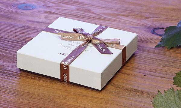 シャンパントリュフの包装画像