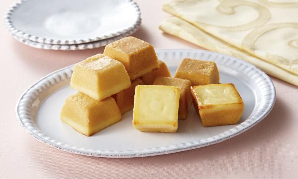 チーズケーキ 12個入の内容画像