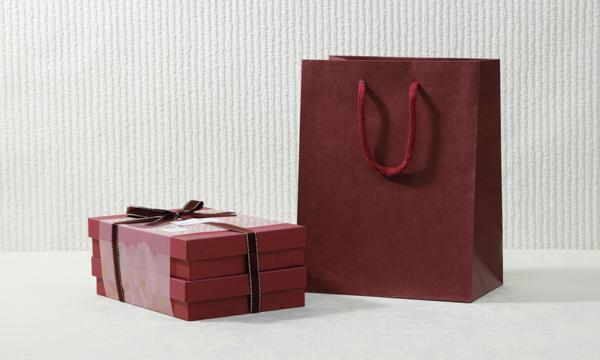 倉敷フォンダンショコラの紙袋画像