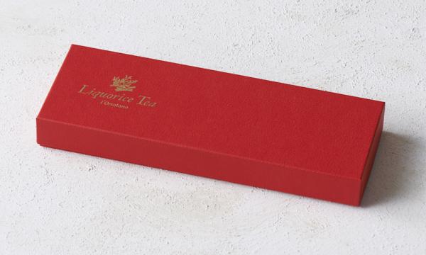 Liquorice Tea  3種セットの包装画像