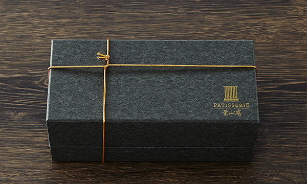 ガトーノーベルの包装画像