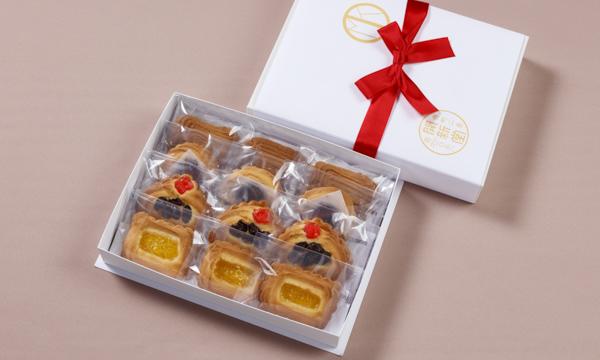 ロシアケーキ12個入りの箱画像