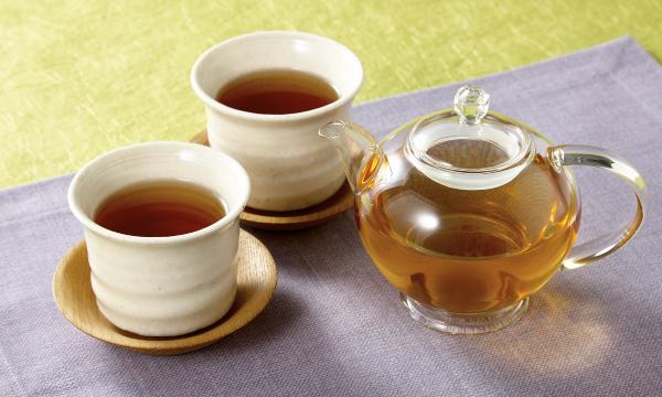 国産ハトムギ茶の内容画像