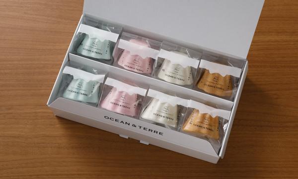 富士山style お茶漬け最中セットBの箱画像