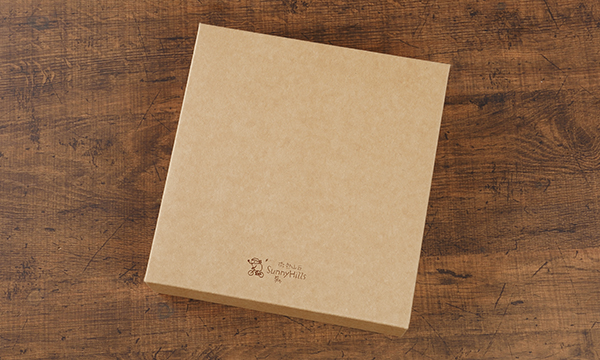SunnyHillsケーキセットの包装画像