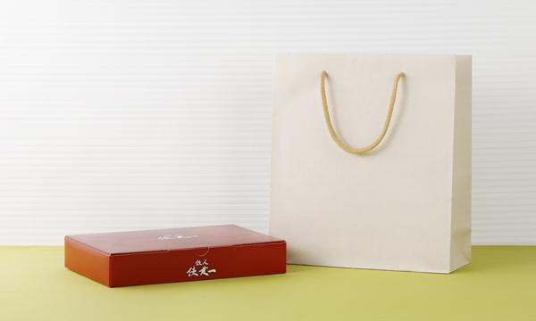赤坂四川飯店 陳建一デザートセットの紙袋画像