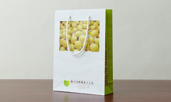 瀬戸田レモンジャム【3本セット 果・香・蜜】の紙袋画像